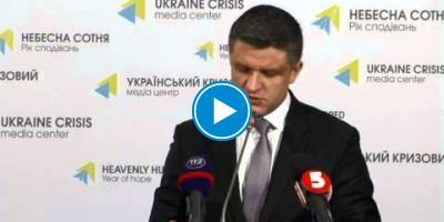 Embedded thumbnail for Дмитро Шимків. Український Кризовий Медіа Центр, 10 лютого 2015 року.
