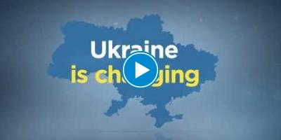 Embedded thumbnail for Ukraine is changing