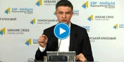 Embedded thumbnail for Дмитро Шимків. Український Кризовий Медіа Центр, 27 січня 2015 року.
